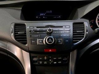 2012 Honda Accord Euro CU MY12 Luxury Grey 5 Speed Automatic Sedan