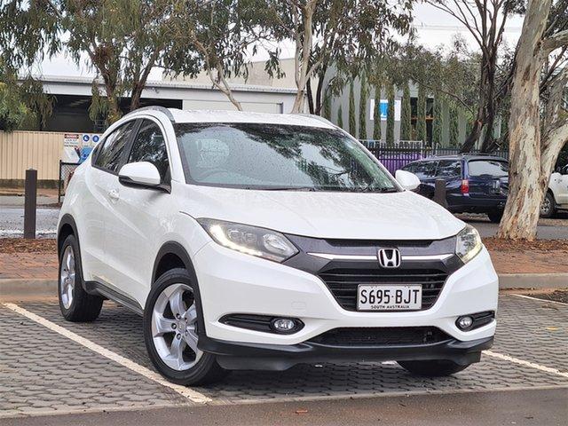 Used Honda HR-V MY15 VTi-S St Marys, 2015 Honda HR-V MY15 VTi-S White 1 Speed Constant Variable Hatchback
