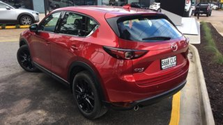 2021 Mazda CX-5 KF4WLA GT SKYACTIV-Drive i-ACTIV AWD SP Soul Red 6 Speed Sports Automatic Wagon.