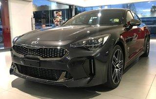 2020 Kia Stinger CK MY21 GT-Line Fastback Grey 8 Speed Sports Automatic Sedan.