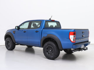 2020 Ford Ranger PX MkIII MY21.25 XLS 3.2 (4x4) Blue 6 Speed Automatic Double Cab Pick Up