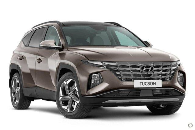 New Hyundai Tucson NX4.V1 MY22 Highlander 2WD Oakleigh, 2021 Hyundai Tucson NX4.V1 MY22 Highlander 2WD Bronze 6 Speed Automatic Wagon