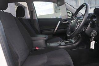 2013 Toyota Kluger GSU40R MY12 KX-R 2WD Crystal Pearl 5 Speed Sports Automatic Wagon