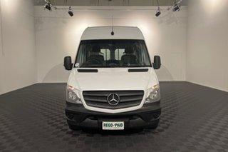 2017 Mercedes-Benz Sprinter NCV3 316CDI High Roof LWB 7G-Tronic White 7 speed Automatic Van.