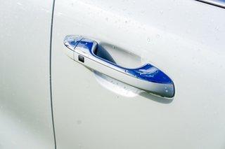 2021 Kia Sportage QL MY21 GT-Line AWD Snow White Pearl 8 Speed Sports Automatic Wagon
