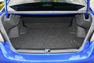 2017 Subaru WRX V1 MY18 Lineartronic AWD Blue 8 Speed Constant Variable Sedan