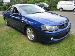 2002 Ford Falcon Finance $57 Per Week XR6 5 Speed Manu Blue 5 Speed Manual Utility.