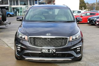 2019 Kia Carnival YP MY19 Platinum Panthera Metal/premi 8 Speed Sports Automatic Wagon.