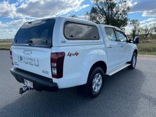 2019 Isuzu D-MAX MY19 LS-M Crew Cab Splash White 6 Speed Sports Automatic Utility.