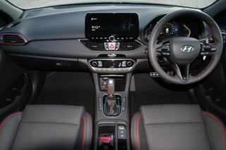 2021 Hyundai i30 PD.V4 MY21 N Line D-CT Premium Iron Grey 7 Speed Automatic Hatchback