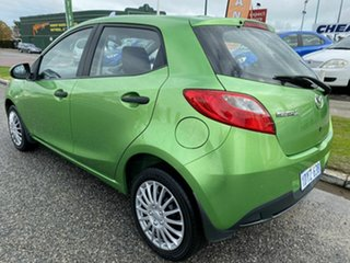 2010 Mazda 2 DE Neo Green 4 Speed Automatic Hatchback.