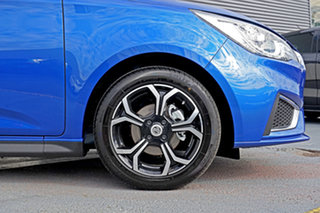 2021 MG MG3 SZP1 MY21 Excite Blue 4 Speed Automatic Hatchback