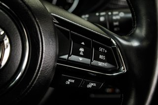 2020 Mazda CX-5 MY19 (KF Series 2) Akera (4x4) Black 6 Speed Automatic Wagon