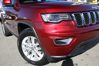 2017 Jeep Grand Cherokee WK MY18 Laredo Velvet Red 8 Speed Sports Automatic Wagon.