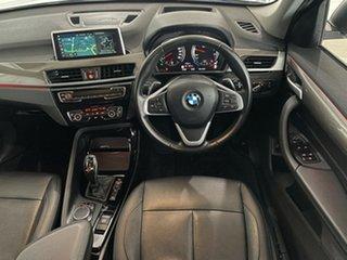 2018 BMW X1 F48 xDrive25i Steptronic AWD Silver, Chrome 8 Speed Sports Automatic Wagon