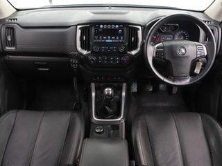 2018 Holden Colorado RG MY18 Z71 (4x4) Grey 6 Speed Manual Crew Cab Pickup