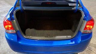2011 Holden Cruze JH Series II MY11 CDX Blue 6 Speed Sports Automatic Sedan