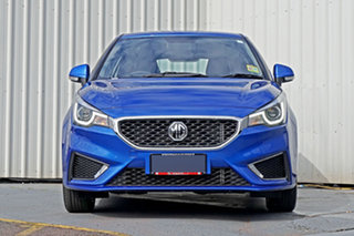 2021 MG MG3 SZP1 MY21 Excite Blue 4 Speed Automatic Hatchback.