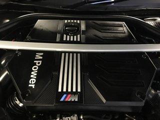 2019 BMW X3 M F97 Competition M Steptronic M xDrive Grey 8 Speed Sports Automatic Wagon