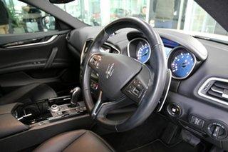 2017 Maserati Ghibli M157 MY18 White 8 Speed Sports Automatic Sedan.