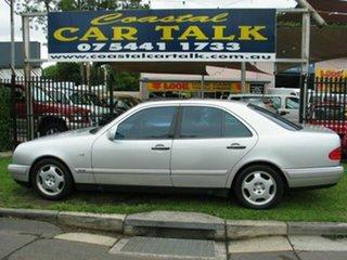 1997 Mercedes-Benz E320 AVANTGARDE Silver 5 Speed Automatic Sedan.