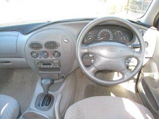 1999 Ford Falcon AU Finance $46 Per Week Red 4 Speed Automatic Sedan