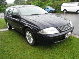 2000 Ford Falcon Finance  $46 Per Week Blue 4 Speed Automatic Wagon