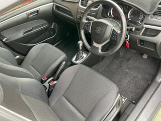 2014 Suzuki Swift FZ MY14 GL 4 Speed Automatic Hatchback