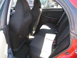 2003 Subaru Impreza RS Finance $46 Per Week Red 4 Speed Automatic Sedan