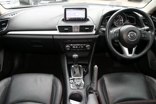 2014 Mazda 3 BM SP25 GT Snowflake White Pearl 6 Speed Automatic Hatchback