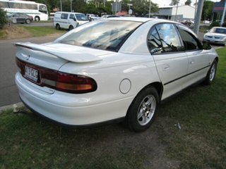 2000 Holden Commodore VTII Finance $66 Per Week White 4 Speed Automatic Sedan