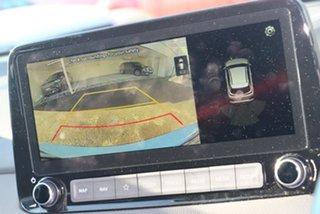 2021 Hyundai Kona Os.v4 MY21 N-Line D-CT AWD Dive in Jeju 7 Speed Sports Automatic Dual Clutch Wagon
