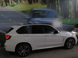 2017 BMW X5 F15 MY16 xDrive 40D White 8 Speed Automatic Wagon.