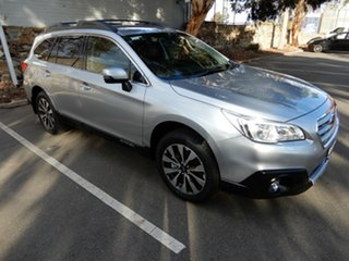 2017 Subaru Outback B6A MY17 2.5i CVT AWD Silver 6 Speed Constant Variable Wagon