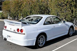 1995 Nissan Skyline BCNR33 GT-R White 5 Speed Manual Coupe