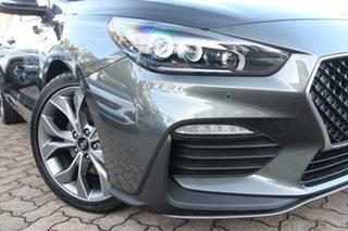2021 Hyundai i30 PD.V4 MY21 N Line D-CT Premium Amazon Gray 7 Speed Sports Automatic Dual Clutch.