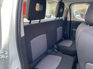 2021 Mitsubishi Triton MR MY22 GLX+ Club Cab White 6 Speed Sports Automatic Utility