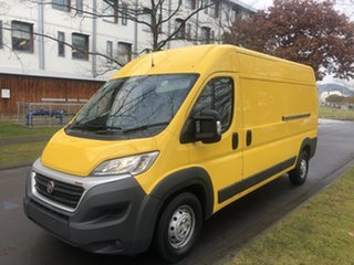 2017 Fiat Ducato Series 6 Mid Roof LWB Comfort-matic Yellow 6 Speed Sports Automatic Single Clutch