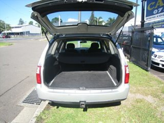 2003 Holden Commodore VY II Exeutive Silver 4 Speed Automatic Wagon