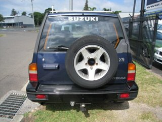 1995 Suzuki Vitara Blue 4 Speed Automatic Wagon