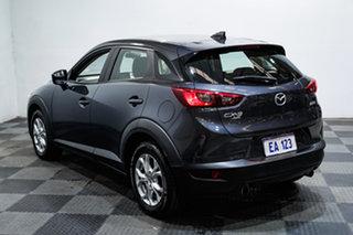 2016 Mazda CX-3 DK4W7A Maxx SKYACTIV-Drive i-ACTIV AWD Grey 6 Speed Sports Automatic Wagon