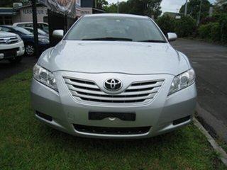 2008 Toyota Camry Finance $46 Per Week Silver 5 Speed Automatic Sedan.