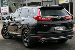 2019 Honda CR-V RW MY19 VTi-L FWD Crystal Black 1 Speed Constant Variable Wagon.