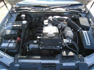 2004 Ford Falcon BA GT Body Kit Silver 4 Speed Automatic Sedan
