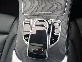 2018 Mercedes-Benz GLC-Class X253 808MY GLC250 d 9G-Tronic 4MATIC Blue 9 Speed Sports Automatic