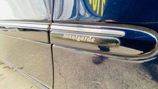 2005 Mercedes-Benz E-Class W211 MY06 E350 Avantgarde Blue 7 Speed Automatic Sedan.