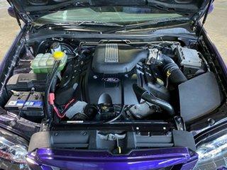 2004 Ford Falcon BA Mk II XR8 Purple 4 Speed Sports Automatic Sedan