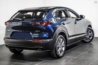 2021 Mazda CX-30 DM2WLA G25 SKYACTIV-Drive Touring Blue 6 Speed Sports Automatic Wagon