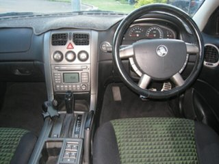 2002 Holden Commodore VY S Green 4 Speed Automatic Sedan