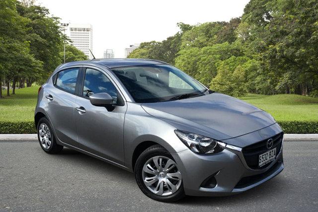 Used Mazda 2 DJ2HAA Neo SKYACTIV-Drive Paradise, 2018 Mazda 2 DJ2HAA Neo SKYACTIV-Drive Billet Silver 6 Speed Sports Automatic Hatchback